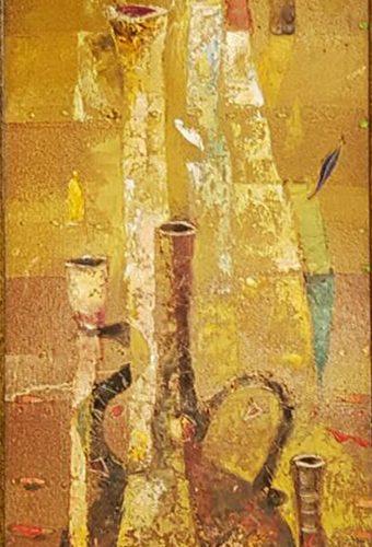 Керамика - натюрморт, картина