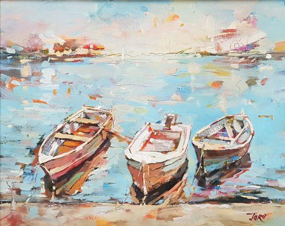 Лодки - морска каритна